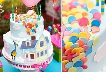 birthday parties / by Sarah Amstuz