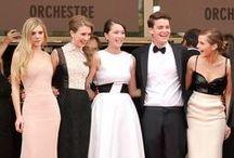 Celebrity dresses / Ze stralen op de rode loper, dragen de mooiste designerlooks gecombineerd met prachtige accessoires. Laat je inspireren door de grootste sterren.  / by Dresses Only