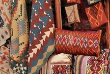Patterns & Fabric / Knitting, Embroidery etc.  / by Joan Macrino