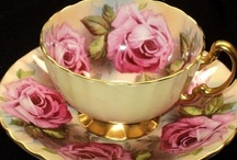 Tea Cups and Saucers / by Sharon Earle