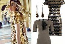 Looks & suggestions / Hoe draag je een jurkje: welke schoenen, sieraden, tas en jas? Laat ons je op ideeën brengen met verschillende looks!  / by Dresses Only