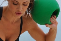 MEDICINE BALL, Muscle-Building Workouts / Gymra provides ways to create unique #fitness routines for women & men from our vast library of mini-videos. Easy-to-follow #exercise videos designed for your level of #fitness and #workout needs.HEALTH & FITNESS. / by GymRa Online Fitness