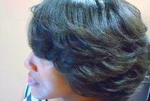 Hair / by Saundra Stewart Thomas