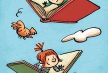 alkuopetus kirjallisuus ja lukeminen / literacy / by anneli pulli