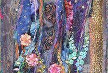 pathquilt / art du fil / by nadege roux
