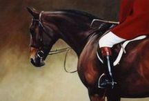 Horses / by Olga