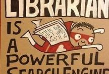 Library Media Center / by Jill S.