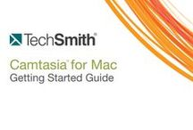 Camtasia for Mac  / Let us help you get you up to speed with Camtasia for Mac! / by TechSmith