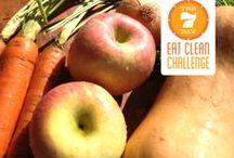 7 Day Eat Clean Challenge / by My Clean Kitchen