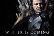 Winter is coming... / by Nicole Cecchini