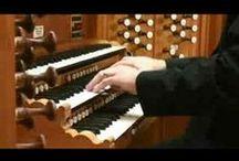 Organ music / by Chris van Heerden