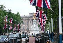 London / Wonderful city...take money! / by Jack Cochran