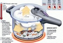 Pressure Cooker / by Pam S.
