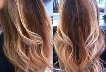 Hair / What I wish my hair looked like... / by Taryn Kate Ruiz