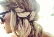 Hair Styles for Long Hair / Rapunzel, Rapunzel let down your hair!  / by Lauren Harrison