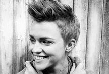 Hair Styles for Short Hair / Inspired? donate to Locks of Love  / by Lauren Harrison