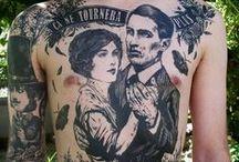Tattoos / by Nikki Marie Jackson