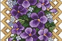 embroidery ginghamlace&crossstitch / by anz jansen van vuuren
