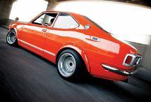 Japanese Cars / All Japanese Makes / by Joe Yogurt
