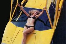 Italian Exotics / Ferrari, Lancia Maserati, Lamborghini, Alfa, De Tomasso, etc. / by Joe Yogurt