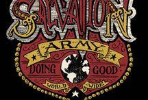 Salvation Army / by Ralph Bukiewicz