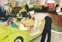 Diners, Drive Ins and Roadside Attractions / Vintage Diners, roadside attractions, Drive Ins / by Joe Yogurt