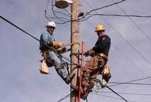 Lineman's Wife / Clay Electric Cooperative -- Florida -- https://www.clayelectric.com/  / by Nancy Thomas