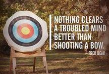 Inspiration / by 3Rivers Archery
