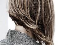 Hair. / by Pamela Schio