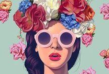 Para enmarcar / Frases, imágenes y cosas bonitas para enmarcar / by Ana Candil