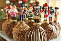 Christmas Nutcrackers/ sweets/ DIY crafts/ collectables / etc. / by Madeline Dillard