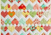 Baby Quilt Ideas / by Mel Beach