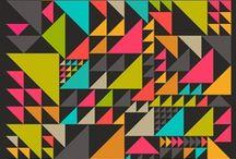 Triangles / by Mel Beach