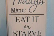 I gotta make dinner! / main meals / by Eileen Cooper