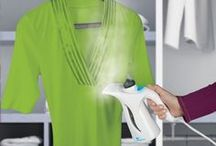 Hand Held Clothes Steamers / by Essential Homes for You