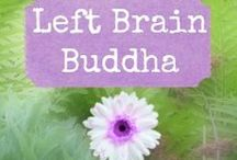 You can also find me here... / Oh, the places you can find me! / by Sarah Rudell Beach // Left Brain Buddha