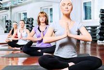 Yoga / All things yoga / by Sarah Rudell Beach // Left Brain Buddha