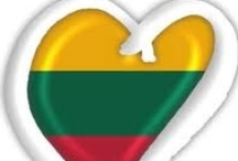 LITHUANIAN LOVE / For The Lithuanian ♥Love♥ Of My Life. / by Mimi Stugs
