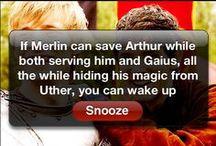 Merlin / by Emma Kershner