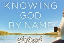 Books by the Girlfriends / by Girlfriends In God
