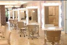 if I had a salon  / by Gabriella ♡ DeMartino