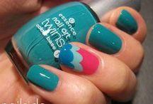 Fancy fingers / by Kathryn Aspaas