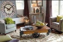 Livingroom Redo / by Lori Schliep