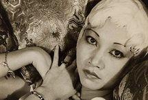 Anna May Wong / by Rob Baker