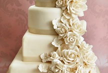 Wedding Cakes / by Starla Spencer-Woodards