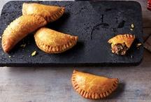 Savory Tarts/Pastries, Pizza, Crostini, Focaccia / by Tara Zinatbakhsh