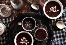 Confections, Custards, Parfaits, Soufflés, Sundaes / by Tara Zinatbakhsh