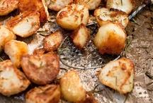 Potatoes / by Tara Zinatbakhsh