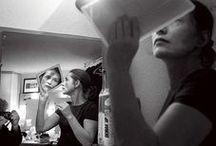 Isabelle Huppert / by Rob Baker