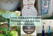 MRL Take 2 Tuesday / great collections of DIY & Repurposed items / by gail wilson My REpurposed Life